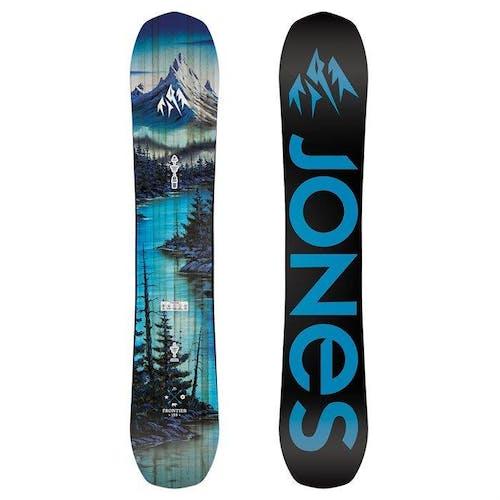 Jones Frontier Snowboard · 2021