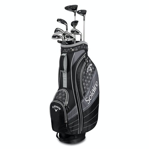 Callaway Women's Solaire '18 Package Set 8Pc