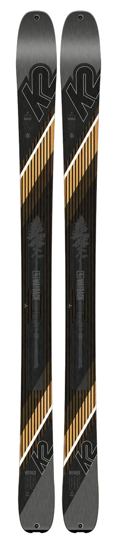 K2 Wayback 96 Skis · 2020