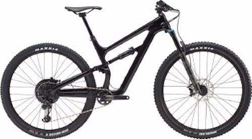 Cannondale Habit Carbon 3 Mountain Bike