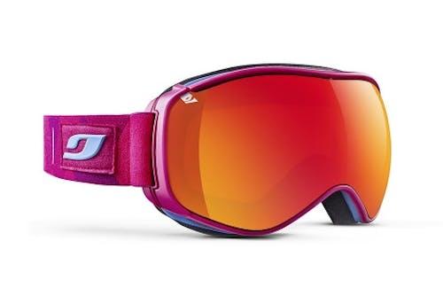 Julbo Ventilate Goggles Orange Fluorscent Pink Kaleido
