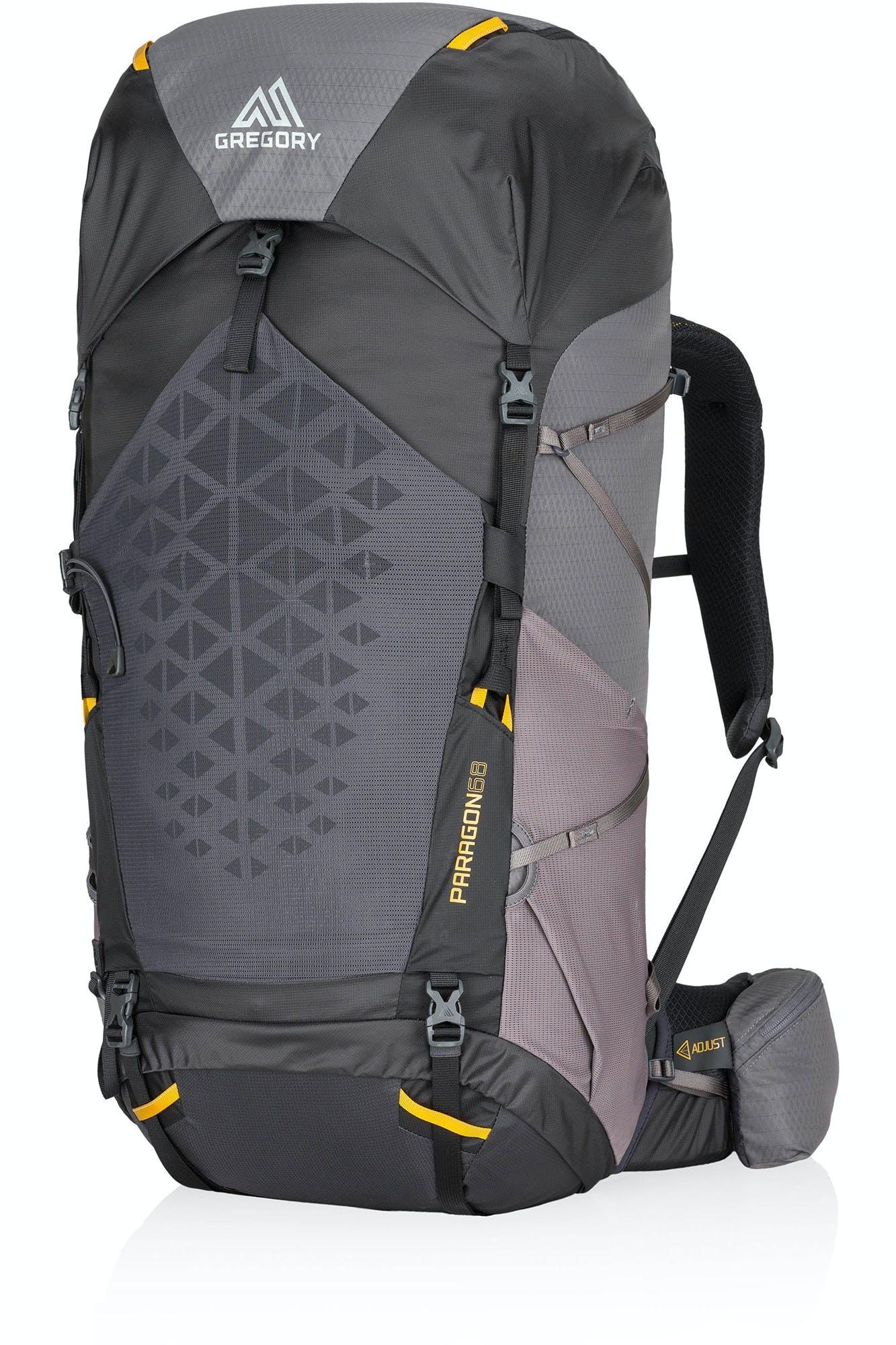Gregory - Paragon 58 Backpack - SM/MD - Sunset Grey