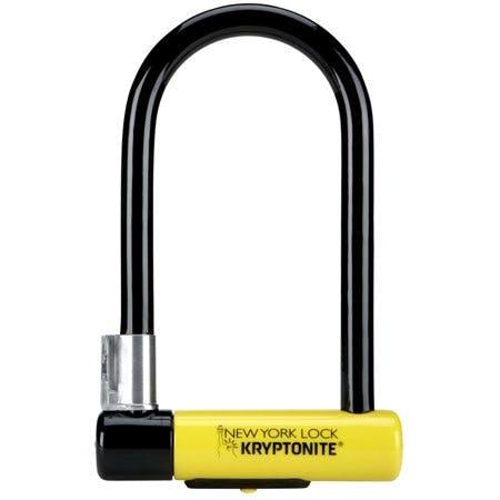 Kryptonite New York Lock Standard 16mm U-Lock Bicycle Lock with FlexFrame-U Bracket
