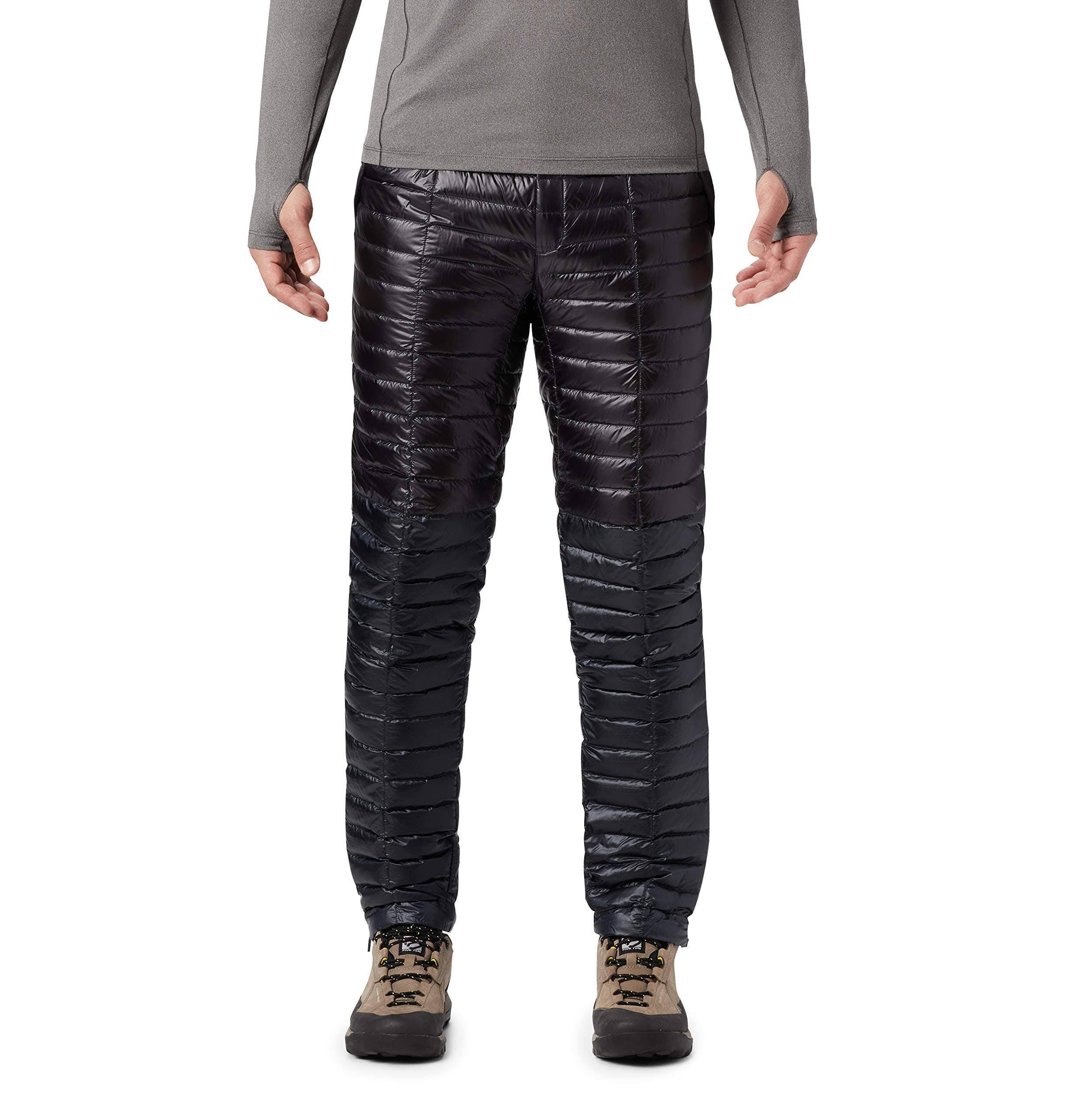 Mountain Hardwear Men's Ghost Whisperer Pant Large Short / Dark Storm