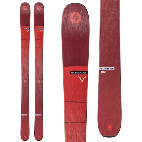 Blizzard Bonafide Skis · 2020